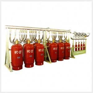 HFC-227 Gazlı Söndürme Sistemi